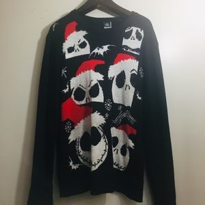 Nightmare Before Christmas sweater. XL
